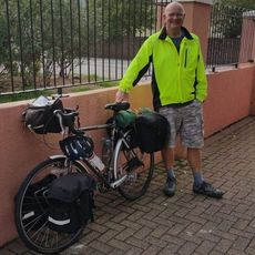 steve robertson cycle to beaches