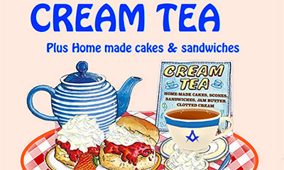 Super Cream Tea